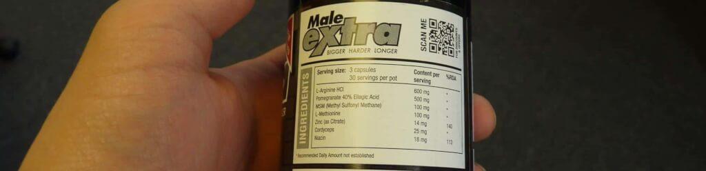 Male Extra Potenzmittel