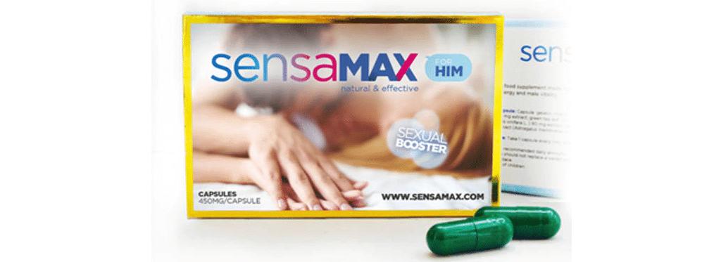 Sensamax Test