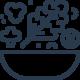 Icon: Gesunde Ernährung